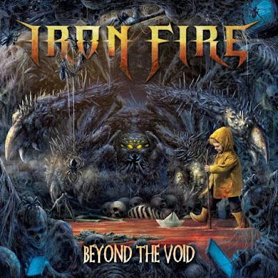 """Το βίντεο των Iron Fire για το """"Beyond the Void"""" από το ομότιτλο album"""