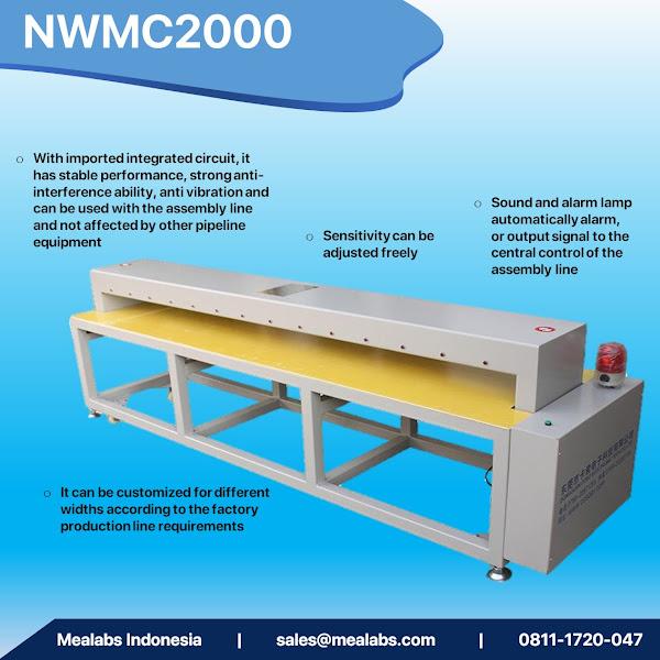 NWMC2000 Non Power Needle Detector