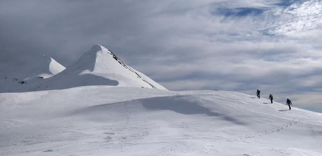 Escursioni,ferrate e ciaspolate sulle Alpi Carniche a cura di Fabio Paschini