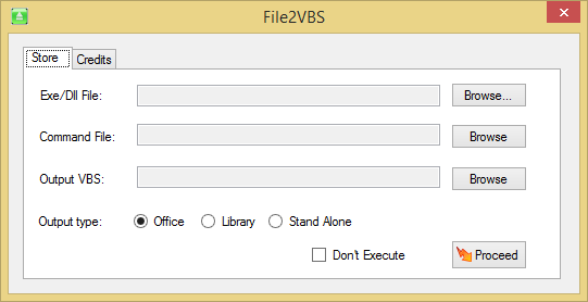 File2VBS in C#