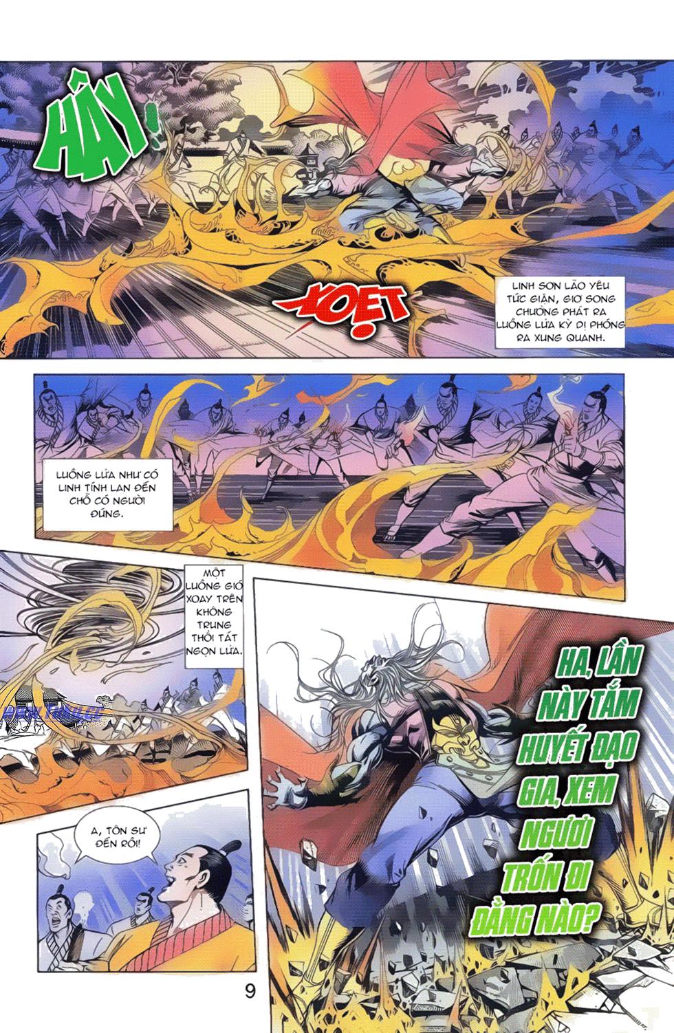Tần Vương Doanh Chính chapter 17 trang 5