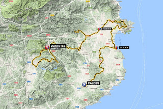 Road cycling in Catalonia