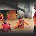 TNI, Polisi, BPBD dan Tim SAR  Di Lokasi Banjir Dua Desa Di Latambaga Kolaka