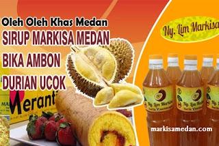 Oleh-oleh Khas Medan