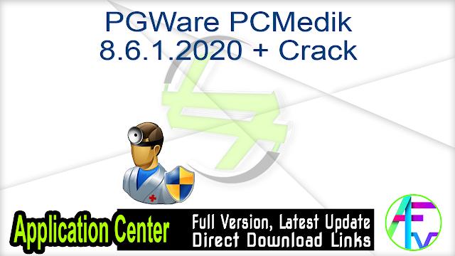 PGWare PCMedik 8.6.1.2020 + Crack