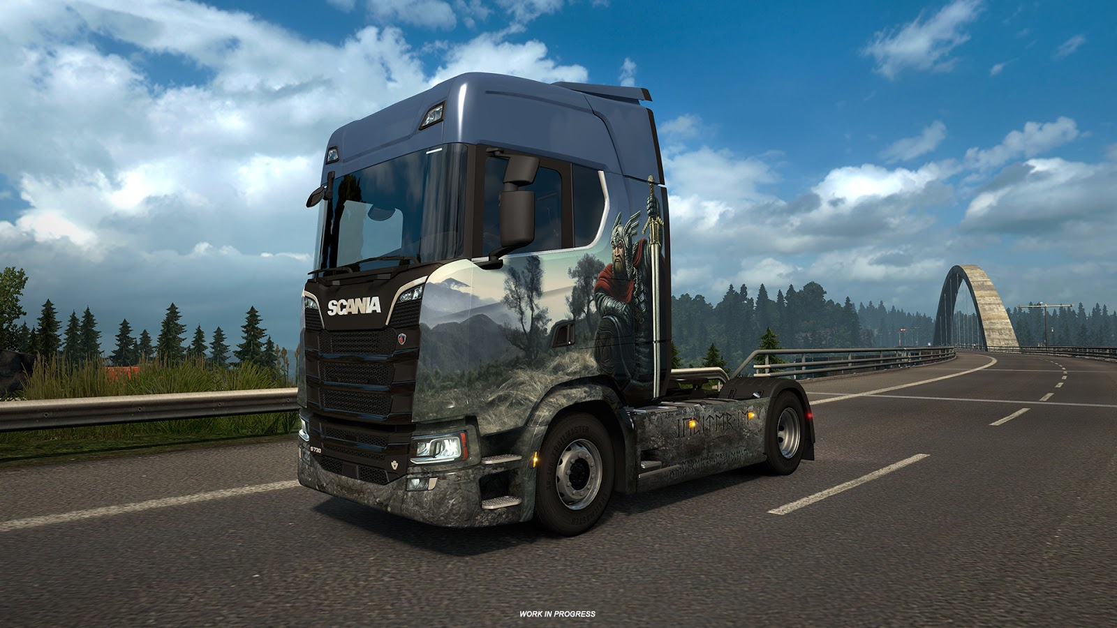 scs software 39 s blog new scania s and r approaching the. Black Bedroom Furniture Sets. Home Design Ideas