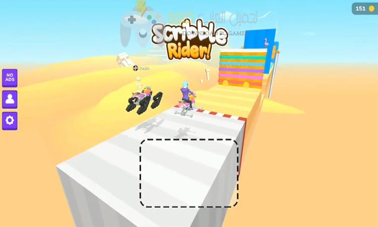 تحميل لعبة Scribble Rider
