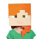 Minecraft Alex Mask Gadgets Items