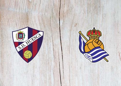 Huesca vs Real Sociedad -Highlights 01 May 2021