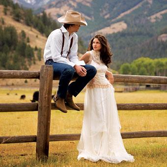 Western Lifestyle Western Wedding Theme or Lifestyle