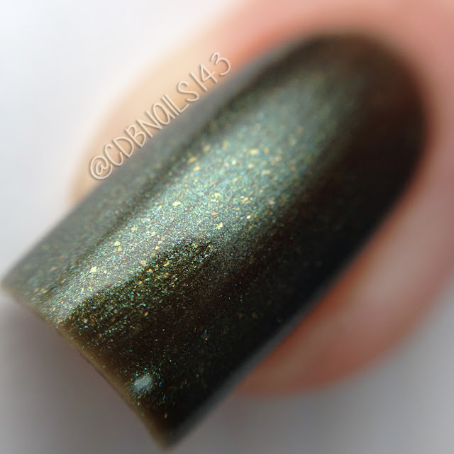 Poetry Cowgirl Nail Polish-Some Trees Don't