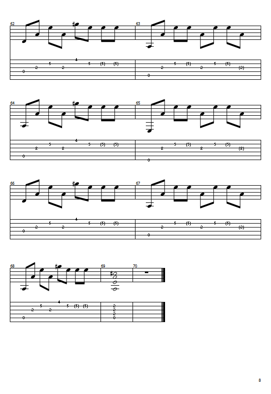 I Still Haven`t Found What I`m Looking For (Live Version) Tabs U2. How To Play Chords On Guitar Online
