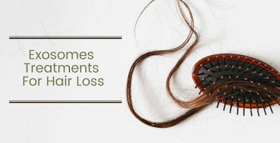 perawatan exosomes untuk rambut rontok