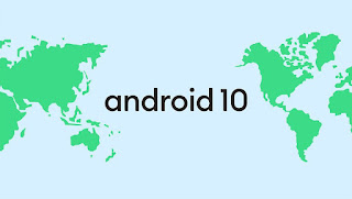 جوجل نظام أندرويد 10