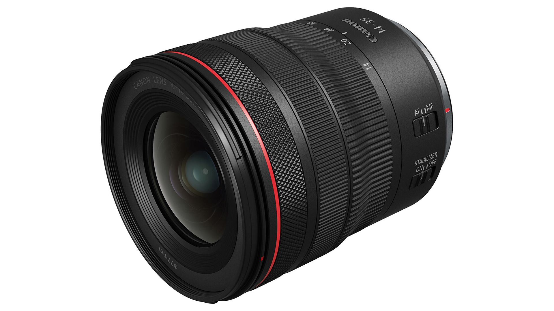 Canon RF 14-35mm f/4L IS USM