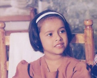 Sri Divya chilhood