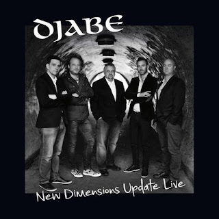 Djabe - 2017 - New Dimensions Update Live