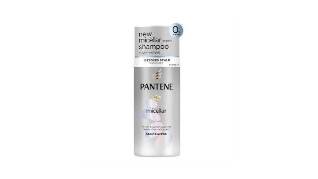 Pentene Detox & Scalp Cleanse Micellar Shampoo