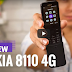 Nokia 8110 4G Review & Unboxing : Jio Phone 2 Qwerty Jio Phone Rival