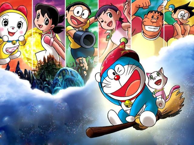 Doraemon 1080p Widescreen Background Wallpapers