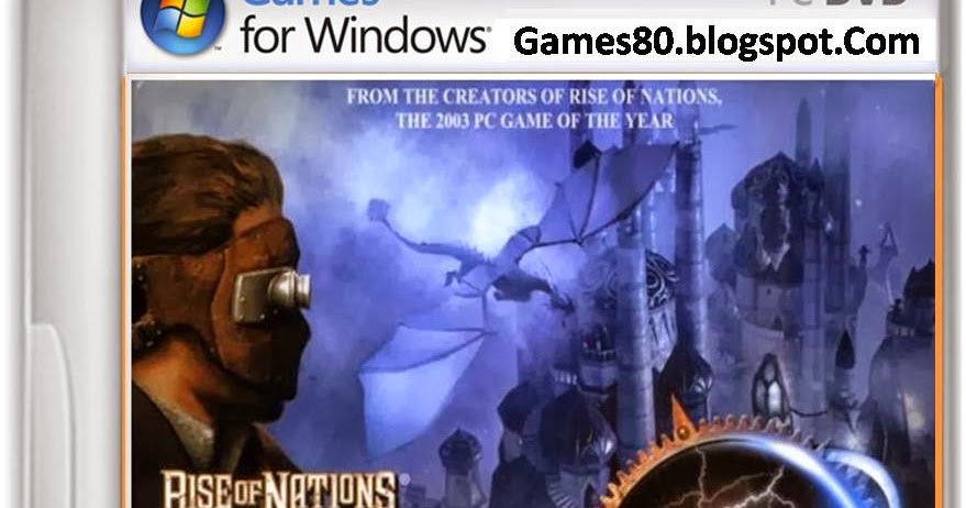 rise of nations rise of legends free download pc game full