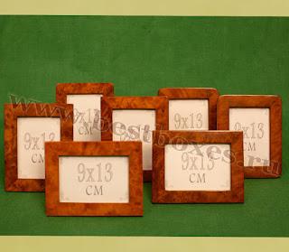 Рамочки для фотографий 9х13 кап, общая