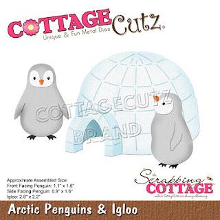 http://www.scrappingcottage.com/cottagecutzarcticpenguinsandigloo.aspx