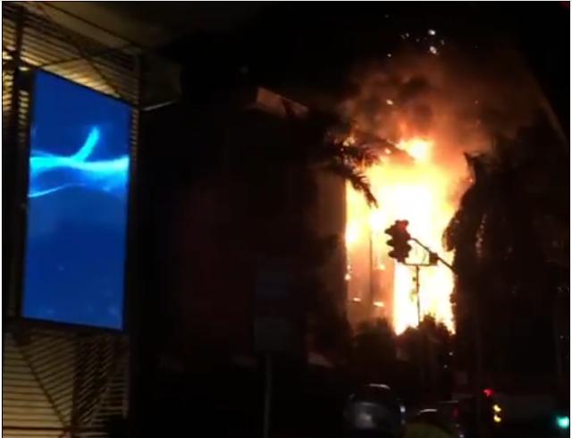 Kebakaran Gedung Kejaksaan Agung