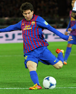 Lionel Messi - The greatest footballer