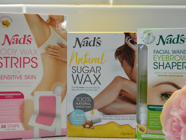 *Win* Nad's Hair Removal Bundle | Giveaway