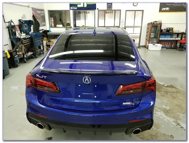 Auto Car Rear WINDOW TINT Cost