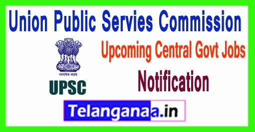 UPSC Union Public Servies Commission Calendar