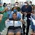 Venceu a Covid! Após 37 dias na UTI, Itupevense recebe alta do Hospital Municipal e agradece equipe médica