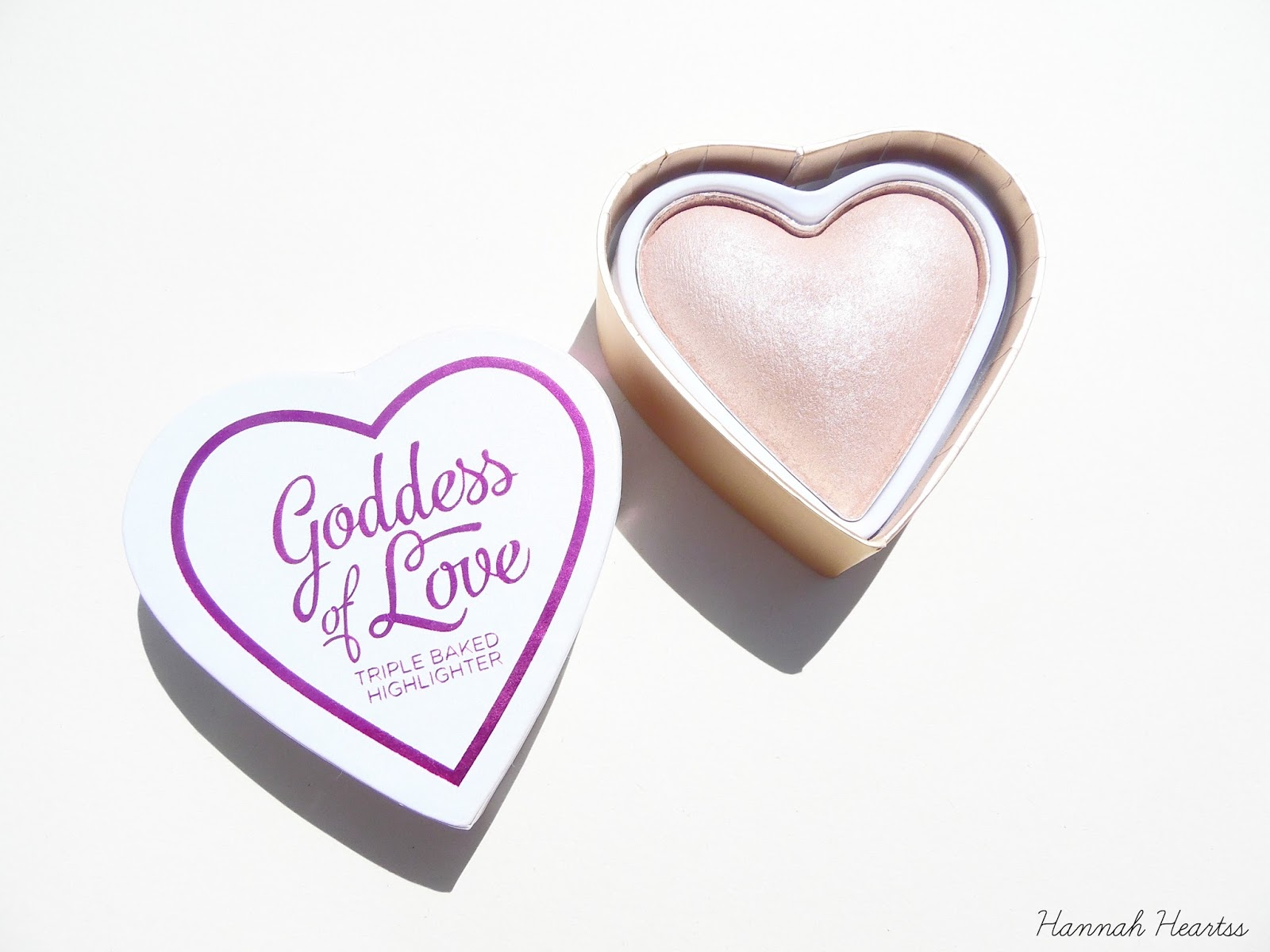 Makeup Revolution Goddess of Faith Highlighter