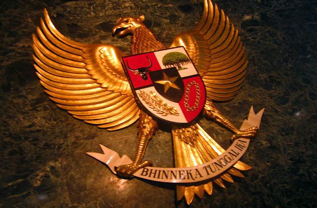 Asal Mula Lambang Burung Garuda Pancasila