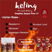 Keling - Cemilan Jaman Now