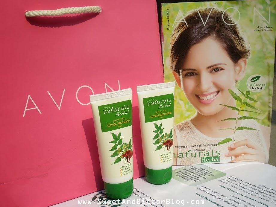 Avon Naturals HERBAL Neem Cream Mask Review India