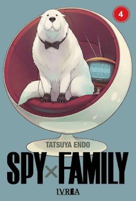 Review del manga SPYxFAMILY vol. 3 y 4 de Tatsuya Endo