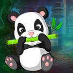 Games4King Guzzle Panda Rescue