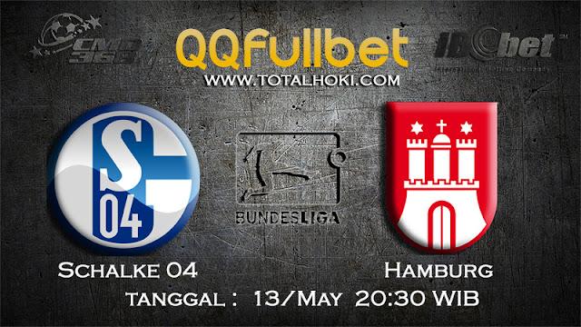 PREDIKSIBOLA - PREDIKSI TARUHAN SCHALKE 04 VS HAMBURG 13 MAY 2017 (BUNDESLIGA)