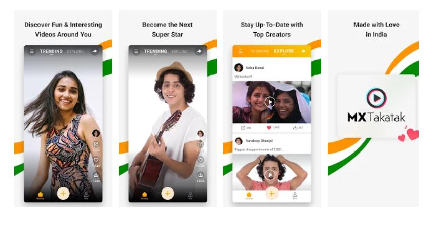 MX TakaTak app Download - Short Video App