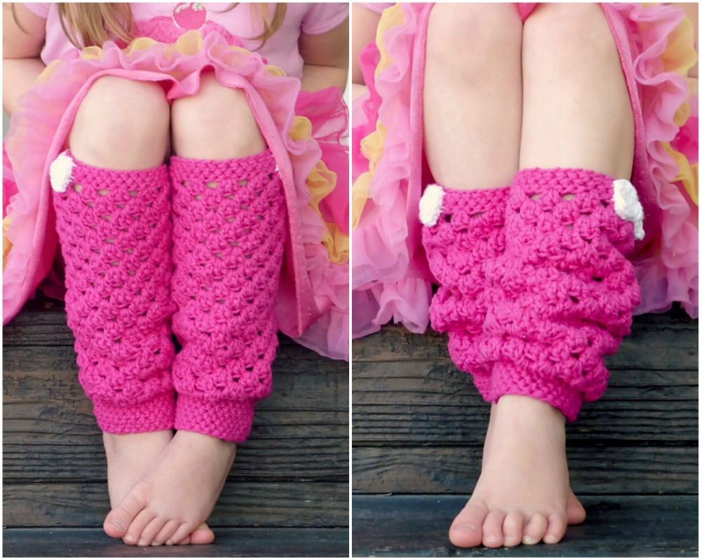 58 Crochet Leg Warmers - The Funky Stitch