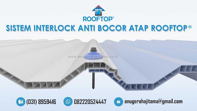 Sistem Interlock Atap Rooftop