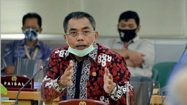 PDIP Bersikeras Perjuangkan Interpelasi Anies Meski 73 Anggota Dewan Menolak
