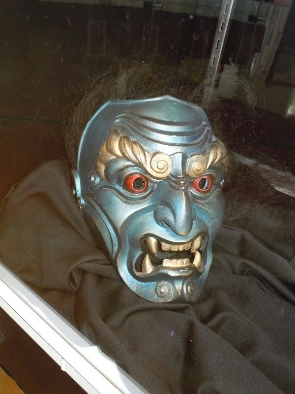 Last Airbender Blue Spirit mask