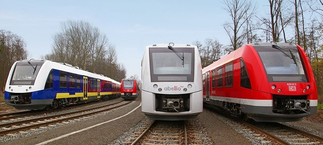 innovative approaches transforming rail industry self-driving trains emission-free train