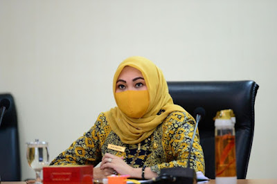 Evarefita Ditetapkan Jadi Komut PT Jamkrida Riau
