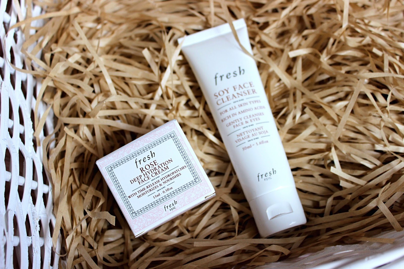 продукти на Fresh Skincare