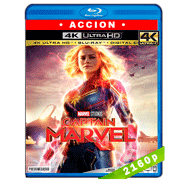 Capitana Marvel (2019) Ultra HD BDREMUX 2160p Latino