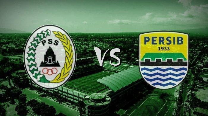 Link Live Streaming PSS Sleman vs Persib Bandung